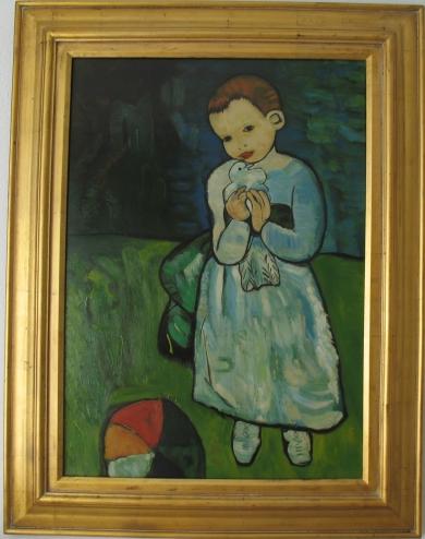 Pablo Picasso | Schilderijen-oudemeesters.nl