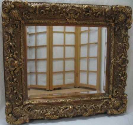 Barok spiegel schilderijen for Barok spiegel