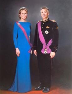 Koningspaar België