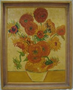 Vincent van Gogh aangepast